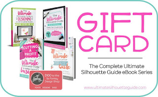 silhouette gift guide, silhouette holiday guide, wish list, silhouette ebook, silhouette ecourse