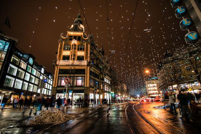 Con đường Bahnhofstrasse, Thụy Sĩ