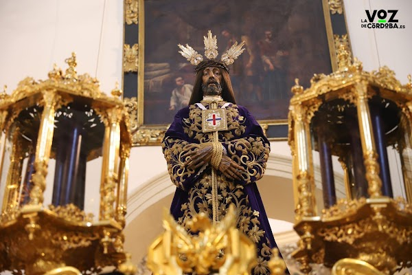 El Rescatado de Córdoba será restaurado durante 6 meses