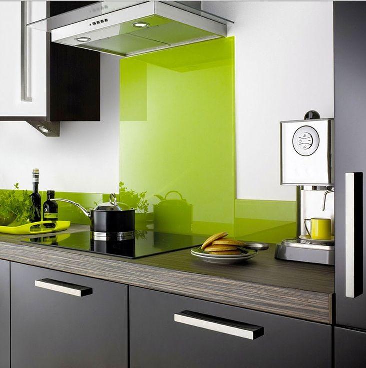 küchenrückwand glas zuhause im glück - Home Creation