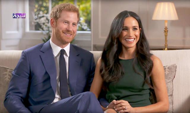 زواج الأمير هاري وميغان ماركل marriage meghan markle and prince harry