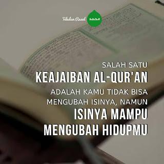 mutiara islam keajaiban Al Quran