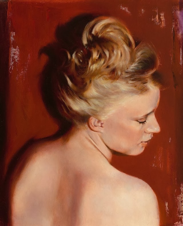 Портреты в импрессионистском стиле. Dean Buhler