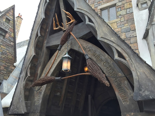 The Three Broomsticks at The Wizarding World of Harry Potter by freshfromthe.com