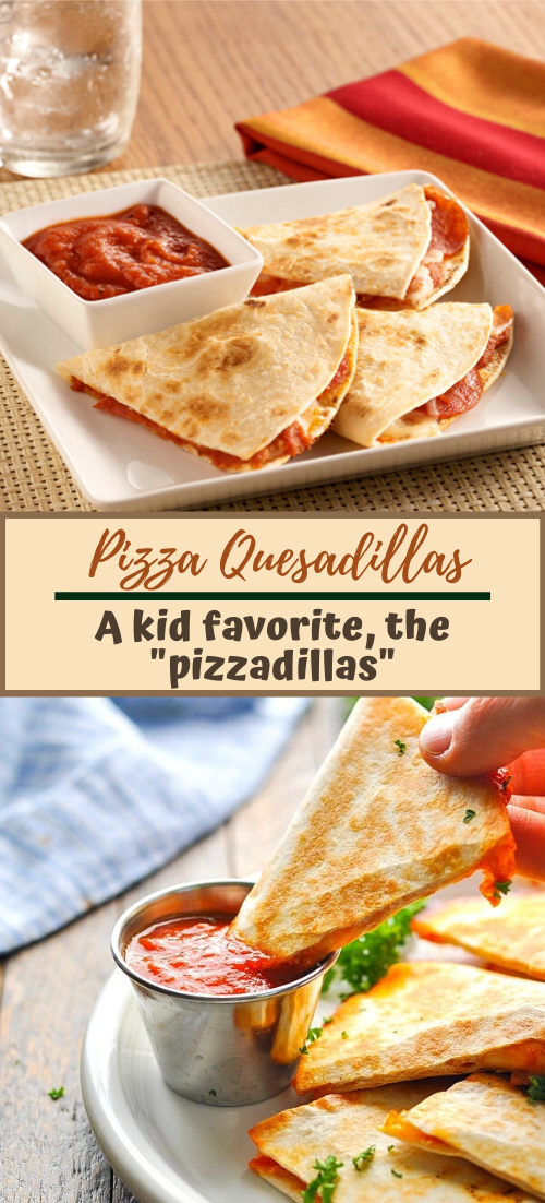 Pizza Quesadillas #dinnerrecipe #food #amazingrecipe #easyrecipe