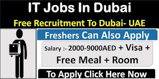 IT Support Engineer Jobs Vacancy  Payroll Company Raqmiyat LLC For  Sharjah, UAE Location