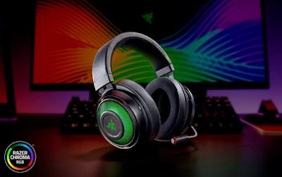 Source: Razer. The Razer Kraken Ultimate competitive gaming headset.