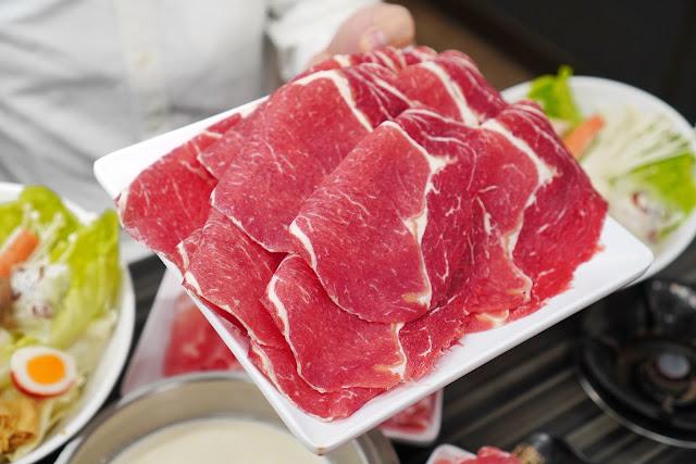 台南永康區美食【和之國麻辣鍋】餐點介紹-雪花牛