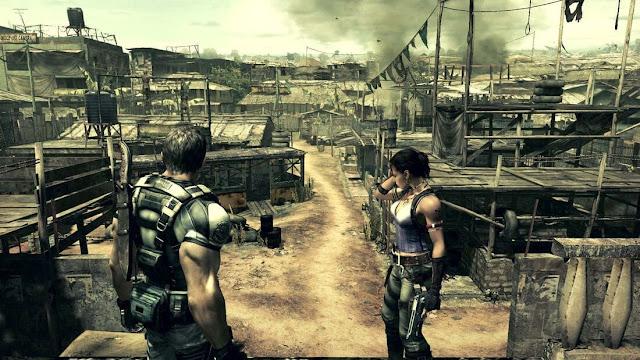 Imagem do Resident Evil 5 - Gold Edition PC