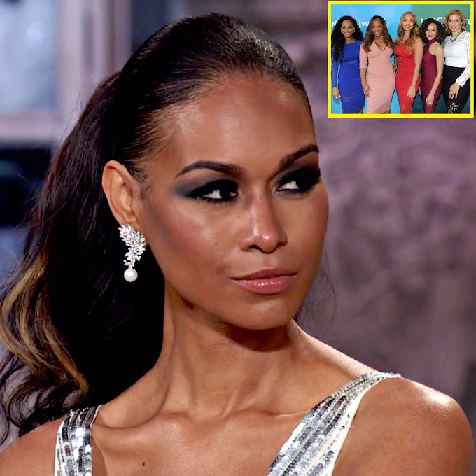 Katie Rost Reveals She Had A 'Sexual Relationship' With A Former RHOP Cast Member!