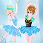 لعبة رقص البالية