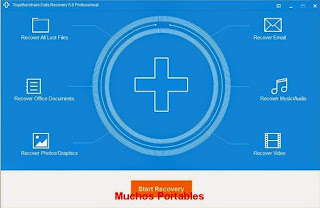 TogetherShare Data Recovery Professional Portable