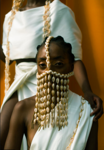 Lafalaise Dion: The 'Queen Of Cowries' Whose Artistic Calling Is Inspired By African Spirituality