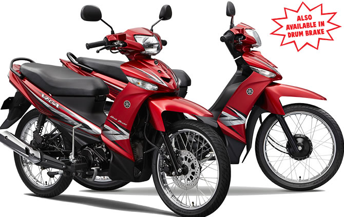 Yamaha Vega Motorcycle Details And Specifications