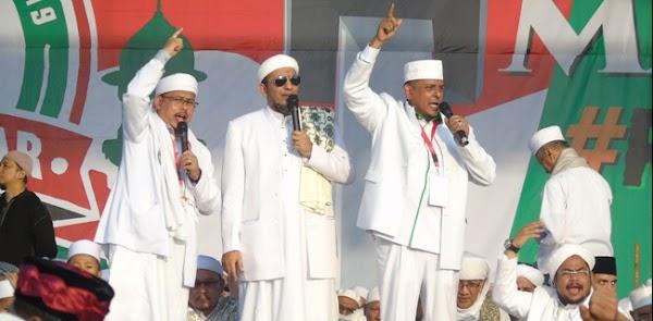 Kecam Penusukan Syekh Ali Jaber, Jangan Sungkan Koordinasi Dengan FPI, GNPF-Ulama, Dan PA 212 Untuk Pengamanan Ulama