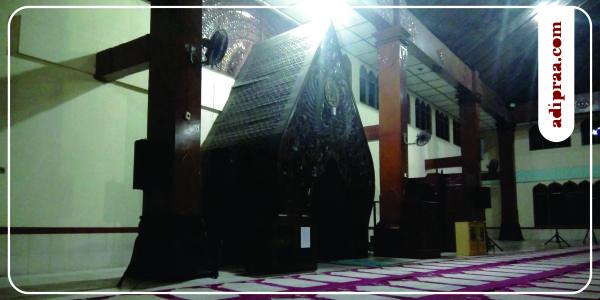 Area Imam Masjid Agung Manunggal Bantul | adipraa.com