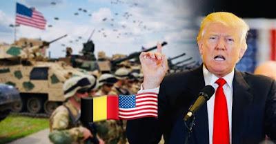 نيويورك تايمز : قرار ترامب بسحب 9500 جندي أمريكي من ألمانيا سيؤجج المواجهة مع المسؤولين الألمانيين وسيخلق نوعا من الإحتقان✍️👇👇👇