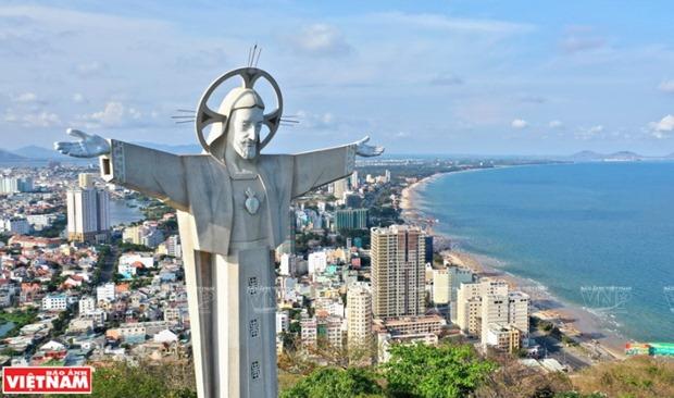 Khám phá một số địa điểm du lịch cực đẹp tại thành phố Vũng Tàu