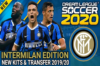 Download Game Android DLS Inter Milan Edition Versi 6.11 2019/20 HD