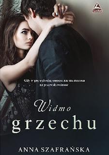 Widmo grzechu - Anna Szafrańska