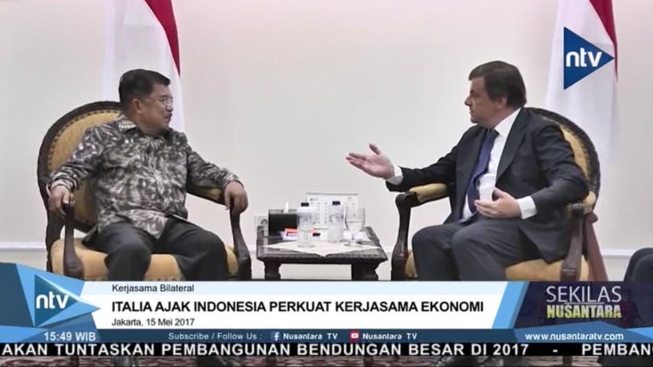 Frekuensi siaran Nusantara TV di satelit Palapa D Terbaru