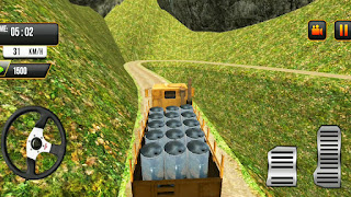 Offroad Free Truck Driving Simulator Game