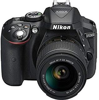 Nikon D5300 24.2MP Digital SLR Camera, Best DSLR Camera online at best prices in India | Best DSLR Camera seller | my support