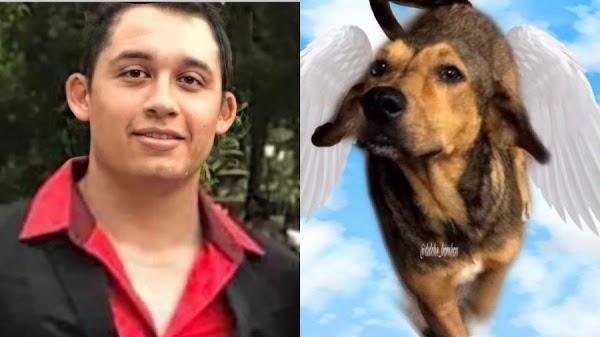 "Liberan al sujeto que mató al perrito Rodolfo Corazon ""Soy inocente"" dijo..."