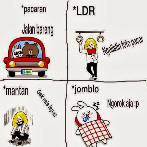Dp Bbm Unik Emoticon Line Lowongan Kerja Indonesia