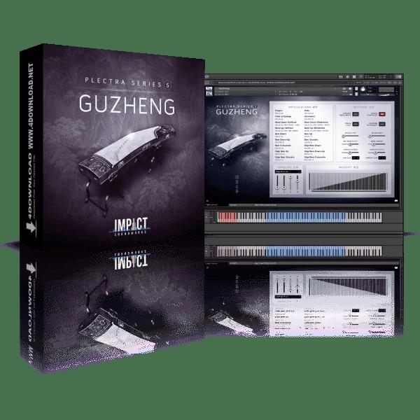Plectra Series 5: Guzheng KONTAKT Library