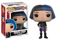 Funko Pop! Knives Chau