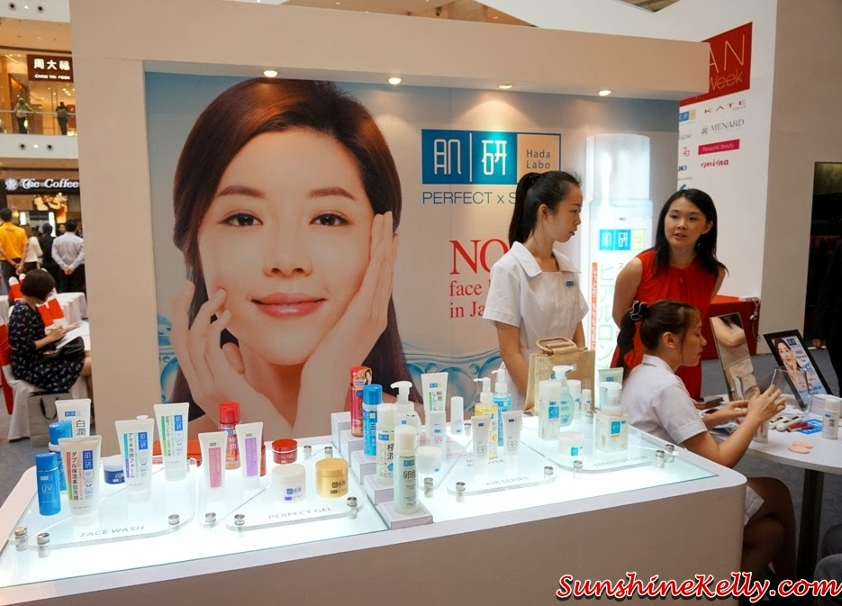 My Experience Japan Beauty Week KL, Japan Beauty Week, Japan, hada labo