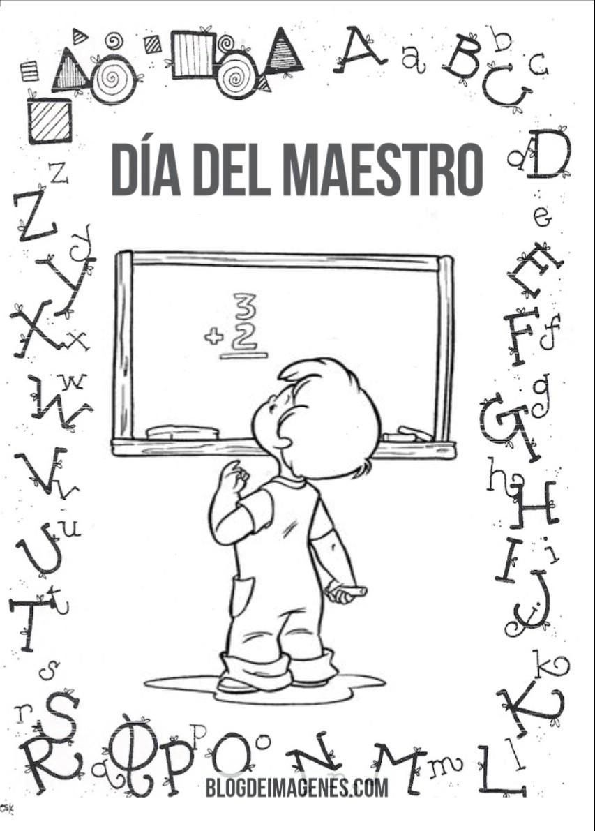 Día Del Maestro Imágenes Y Postales De Maestros Blog De Imágenes