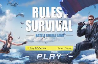 Main Rules of Survival di Warnetgea Sumbersari Kubar
