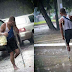 Man With One Leg Spotted Selling Sampaguita During Downpour Is Heartbreaking