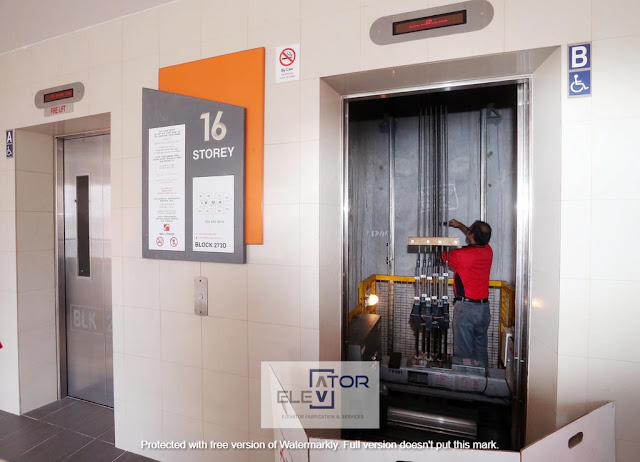 jasa maintenance lift Langsa