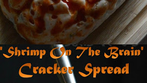 #SoOoO #Delicious #'Shrimp On The Brain' #Cracker #Spread