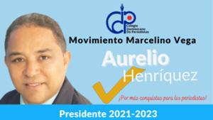 Aurelio Henríquez presidente CDP