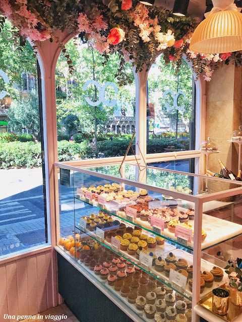 Barcellona cava cakery