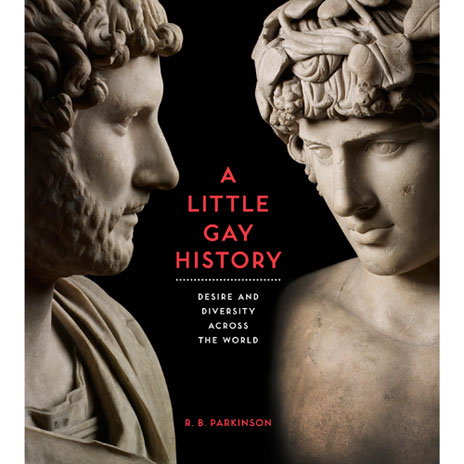 Hadrian and antinous homosexual