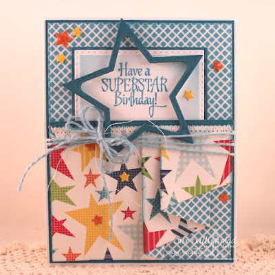 Our Daily Bread Designs Stamp Set: Superstar, Our Daily Bread Designs Custom Dies: Double Stitched Stars, Double Stitched Squares, Sparkling Stars
