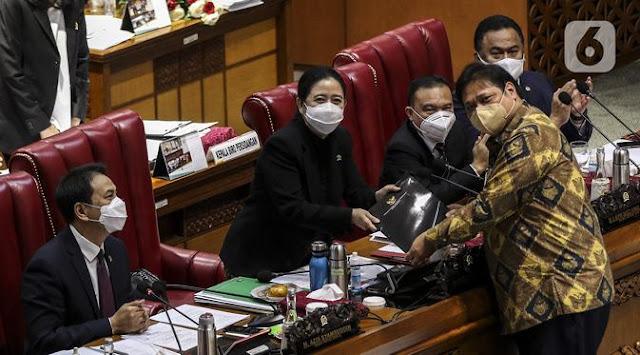 JATAM Sebut Nama 12 Aktor Intelektual di Balik Satgas dan Panja Omnibus Law