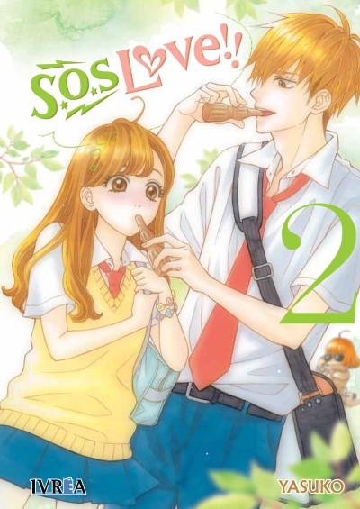 Review del manga S.O.S Love!! de Yasuko - Editorial Ivrea