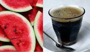 mitos tentang larangan minum kopi dan semangka