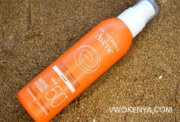 Xịt chống nắng Avene Very High Protection Spray SPF 50+