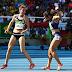 VĐV dừng cuộc đua giúp đỡ đối thủ chấn thương ở Olympic