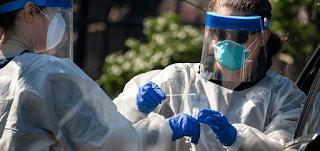 عدد الإصابات بفيروس كورونا تجاوز المليون حول العالم