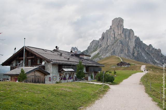 Passo di Giau Italia Dolomitas