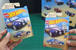 Perbandingan Hot Wheels Super Treasure Hunt dengan Hot wheels Regular