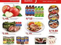 Fareway Weekly Ad - Fareway Ads and Deals 9/14/21 OR 9/15/21